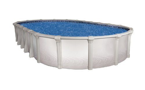 15' x 30' Oval Pool Package - 15'x30'x54