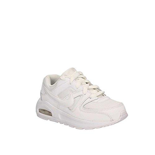 Nike Air Max Command Flex (Ps), Zapatillas de Entrenamiento para Niños Multicolor (White/white/white)