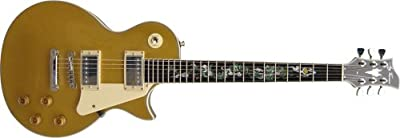 Jay Turser JT-220D Serpent Inlay Electric Guitar - Humbucker