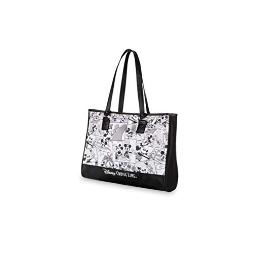 Disney Cruise Line Exclusive Tote Bag Comic Mickey ()