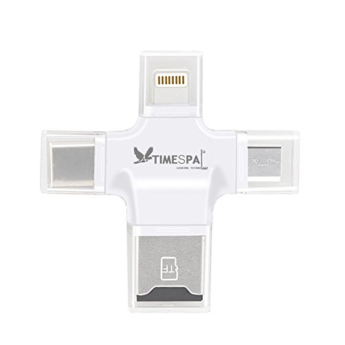 TIMESPA Connector Lightning 014 white