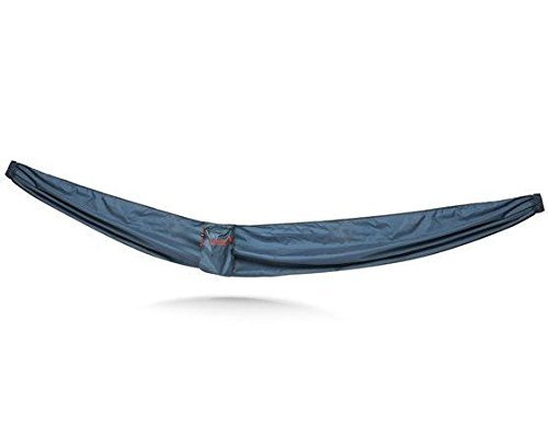 - Yukon Outfitters V2 Ultralight Hammock (Ocean Blue/Red)
