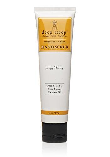 Deep Steep Hand Scrub, Tangerine Melon, 2 Ounce by Deep Steep