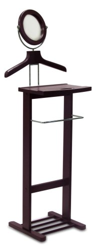 Wood Valet (Winsome Wood Valet Stand, Espresso)
