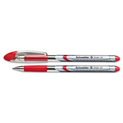 2 Pack - Schneider Slider Stick Medium Red 10/Box ''Product Category: Writing & Correction Supplies/Pens & Refills''