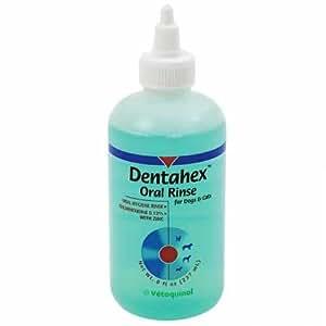 Dentahex Oral Rinse by Vet Solutions (8 oz)