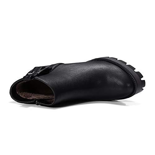 Plateforme Noir 36 Femme Balamasa Noir 5 Abl12052 H85w8qO