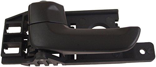 Dorman 83561 Front / Rear Driver Side Interior Door Handle for Select Kia Models, Textured Black ()