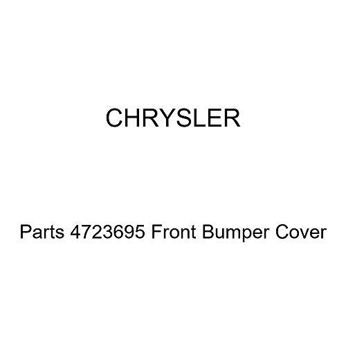- Genuine Chrysler Parts 4723695 Front Bumper Cover