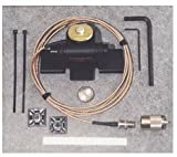Diamond K400CNMO Trunk/Hatchback Mount With 2-Axis Adjustment, NMO Base and  6 Foot Coax