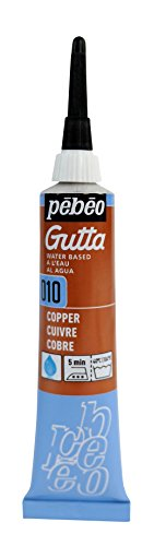 Pebeo Setasilk Painting 20 Milliliter Copper product image
