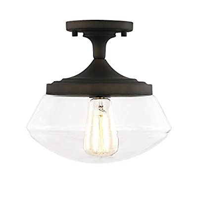 Light Society Crenshaw Flush Mount Ceiling Light Variation