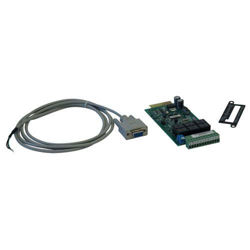 Tripp Lite RELAYIOCARD Programmable Relay I/O Card Online & Smart UPS Systems (Card Programmable Relay I/o)