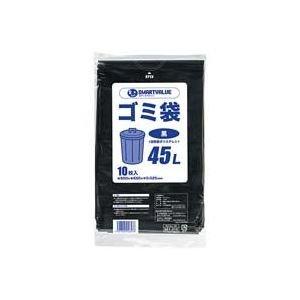 出色 業務用200セット ジョインテックス ゴミ袋 LDD お気に入 黒 45L N210J-45 B07PDB1B8N 10枚