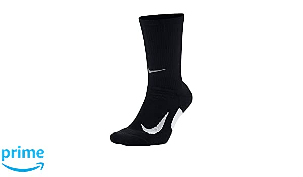 Nike Elite Running Cushion Cre Calcetines, Hombre: Amazon.es: Deportes y aire libre