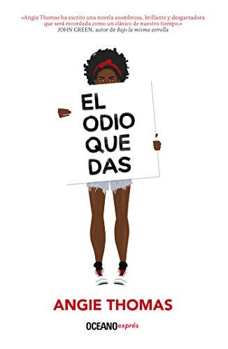 Amazon.com: El odio que das (Novela juvenil) (Spanish ...