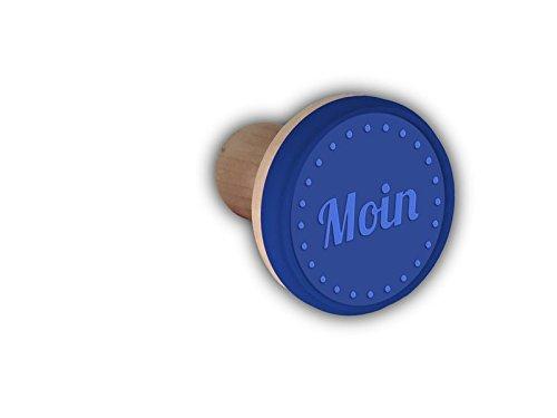 Moin Keks-Stempel Geschenkartikel – 28. August 2015 Emons Verlag 3954517590 Back-Zubehör (Nonbooks) Essen und Trinken (Nonbooks)