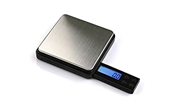 Blade-V2-400 Digital Pocket Scale - Black - Capacity (Max) 400g