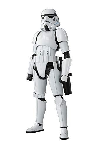 (2019 년 10 월 31 일 발매예정 - 예약주문) S.H. 피규 아트 스타 워즈 스톰 트루퍼 (STRA WARS : A New Hope) 약 150mm ABS&PVC제 도장필 가동 피규어