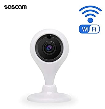 Home Security Camera IP Wireless 1080P Camera Surveillance System, Night Vision Motion Detection, Home Baby Pet Monitor, Compatible with Alexa Echo Show Fire TV , Google Assistant Chromecast