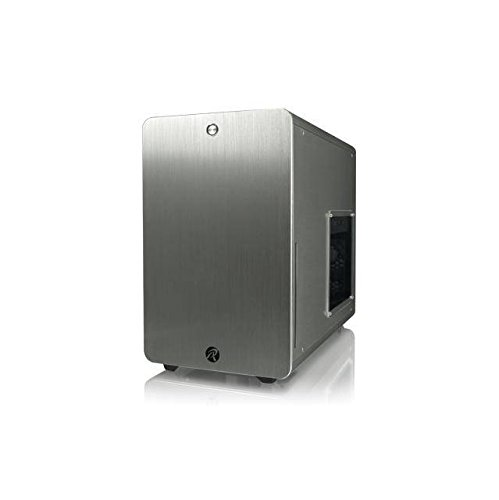 RAIJINTEK STYX / STYX CLASSIC No Power Supply MicroATX Case w/ Window (Silver) (0R200027) by Raijintek