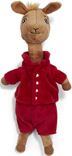 "Bean Plush Teddy Mr Bear (Llama Llama Red Pajama Beanbag Plush, 10"")"