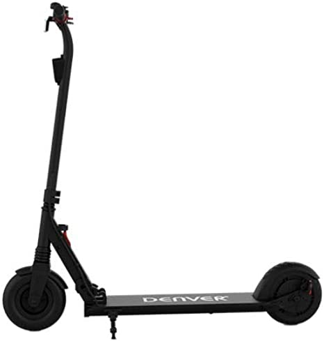 Denver SCO-80130 electric kick scooter 20 km//h Black SCO-80130 14 yr Black Classic scooter 20 km//h 100 kg Aluminium s