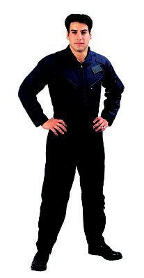 Rothco Navy Blue Air Force Style Flight Suit 7503 Size Medium ()