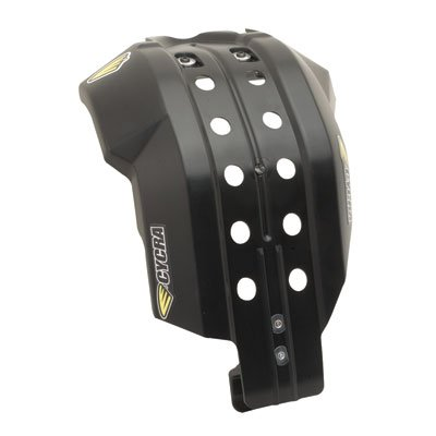 Cycra 05-19 Yamaha YZ250 Full Coverage Skid Plate (Black) by Cycra