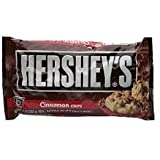 Hershey's Cinnamon Baking Chips, 10-Ounce Bag (Pack of 8)