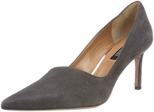 Grey Grey Stefy Toe Oxitaly 02 Women's Heels Closed grey Y4nqv8w