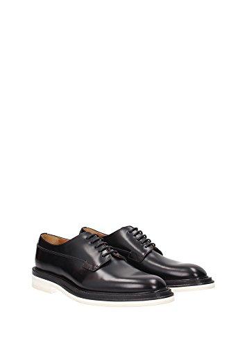 cordones Negro Mujer A74105BLACK1 EU Church's Zapatos de Bq4xYt5