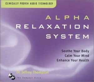 Alpha Relaxation System (2 Disc Set) by Relaxation Music