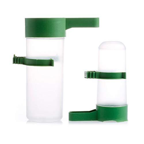 Verbena Hot - Comedero para pájaros - 1 Bebedero de Agua para ...