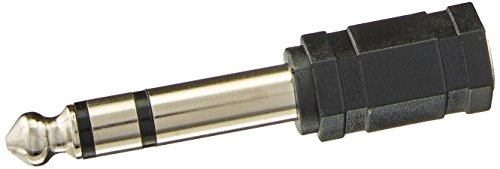 - 3.5mm Stereo Jack to 1/4