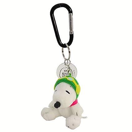 Peanuts Snoopy 111814-17 - Llavero, diseño de Ace Snoopy ...