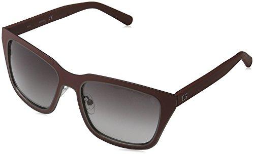 GUESS Men's GU68505470B - Guess Wayfarer Sunglasses