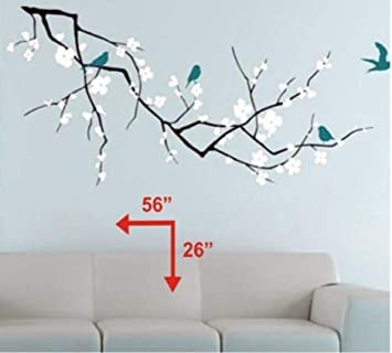 Buy Gallerist Diy Wall Painting Stencils Royal Tree Design Wall Stencils For Wall Painting 18 Pieces Of Stencil Size 56x26 Inches Reusable Online At Low Prices In India Amazon In