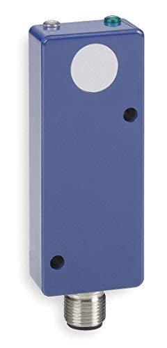 18mm Plastic Cylindrical Ultrasonic Sensor, 77mm Detecting Distance, 50mA Max. Load ()