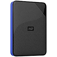 WD 2TB Gaming Drive Works with Playstation 4 Portable...