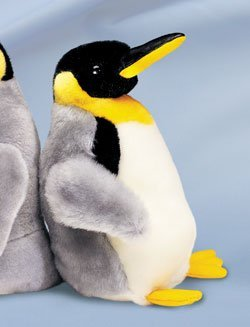 Emperor Penguin 5 by Fuzzy Town by Fuzzy Town