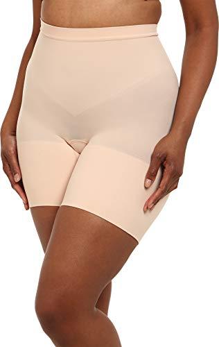 SPANX Women's Power Shorts Soft Nude 2X