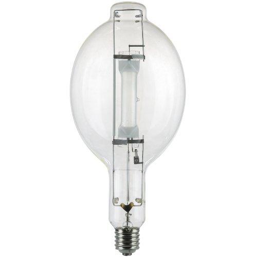 - Sunlite MH1000/U/BT56 03681-SU 1000-watt Metal Halide Bulb with Mogul Base, Clear