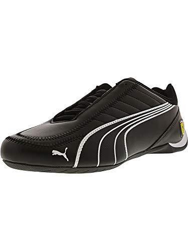 Puma Men's Sf Future Kart Cat Black/White Ankle-High Fashion Sneaker - 6.5M