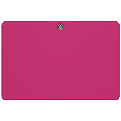 Amzer Silicone Skin Jelly Case Cover for BlackBerry Playbook - Hot Pink Blackberry Playbook Silicone Case