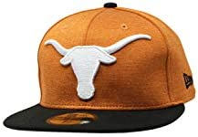 Texas Longhorns New Era 59Fifty Fitted Hat NCAA Flat Bill Caps 5950