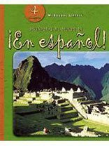 En Espanol: Level 4 (Student Edition) (Spanish and English Edition) by Brand: MCDOUGAL LITTEL