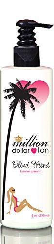 Create a Flawless, Sunless Tan - Blend Friend Face and Body by Million Dollar Tan (Barrier Cream)