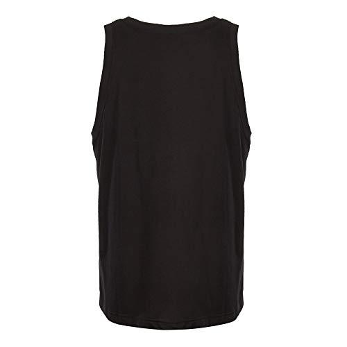 Tank Hombre Tank Negro Trefoil Adidas Top 5WOARwq