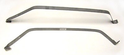 The Parts Place GM F Body Gas Tank Straps (Tank Fuel Strap Camaro)
